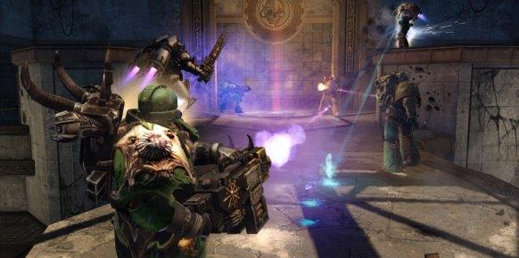 Warhammer 40K Space Marine: Warhammer 40K Space Marine: Impresiones Multijugador