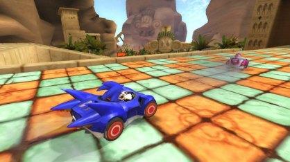 Sonic & Sega All Stars Racing análisis