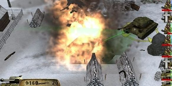 Legends of War PSP