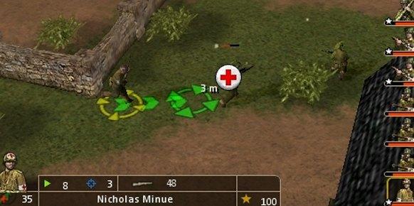Análisis de Legends of War Patton\'s Campaign para PSP - 3DJuegos