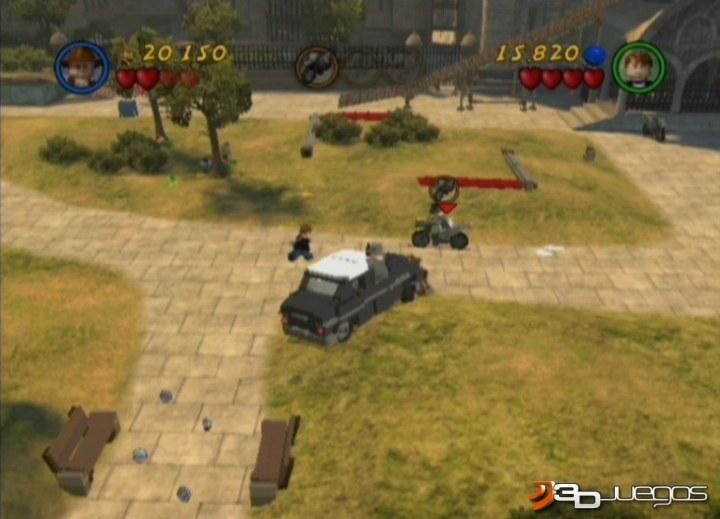 Jones De Lego Wii 2 Indiana 3djuegos Análisis Para BxeCdo