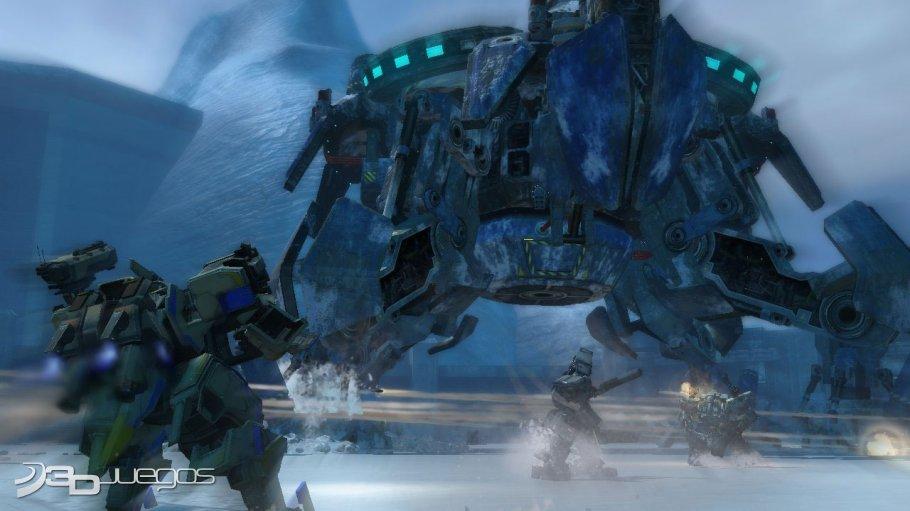 Front Mission Evolved - Impresiones jugables
