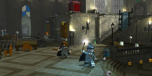 Lego Harry Potter Años 1-4 PC