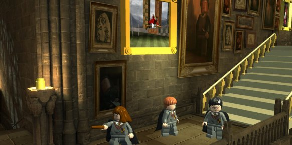 Lego Harry Potter Años 1-4 Xbox 360