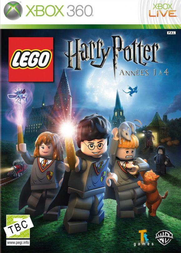 Lego Harry Potter Anos 1 4 Para Xbox 360 3djuegos