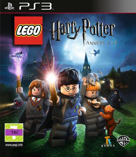 Lego Harry Potter Anos 1 4 Para Ps3 3djuegos