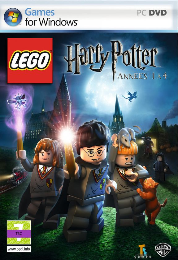 Lego Harry Potter Anos 1 4 Para Pc 3djuegos