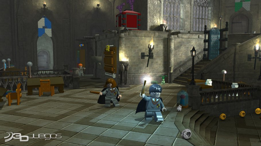 Analisis De Lego Harry Potter Anos 1 4 Para Pc 3djuegos