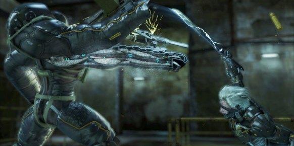Metal Gear Rising Revengeance: Metal Gear Rising Revengeance: Impresiones E3 2010