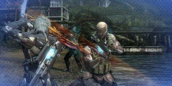 Metal Gear Rising Revengeance: Metal Gear Rising Revengeance: Impresiones jugables