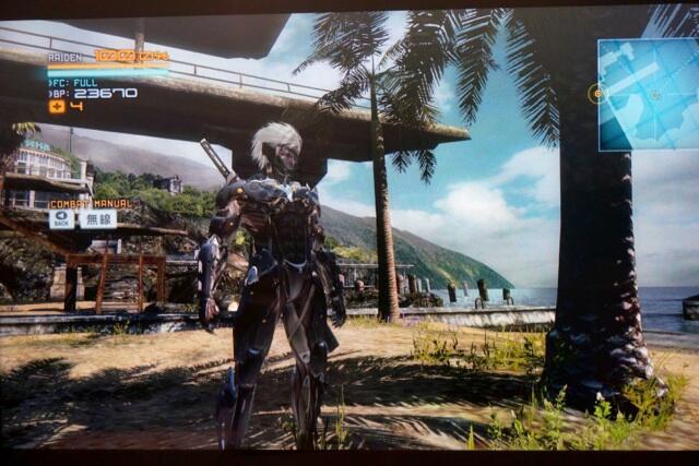 """Hideo Kojima adelanta que la versión PC de Metal Gear Rising: Revengeance """"tiene buena pinta"""""""