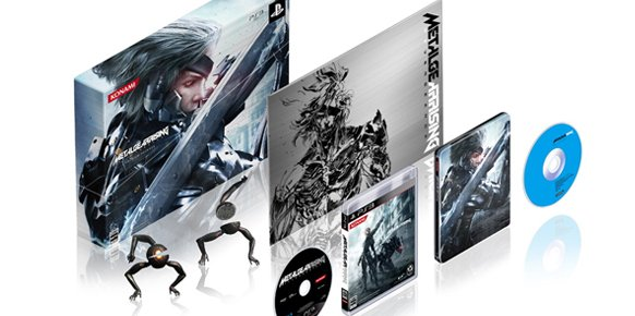 Metal Gear Rising: Revengeance - Edición definitiva