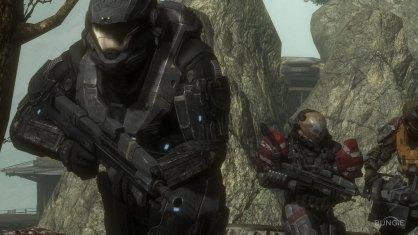 Halo Reach: Halo Reach: Primer contacto