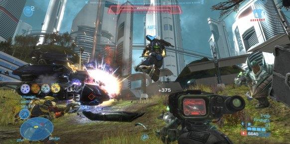 Halo Reach: Halo Reach: Impresiones E3 2010
