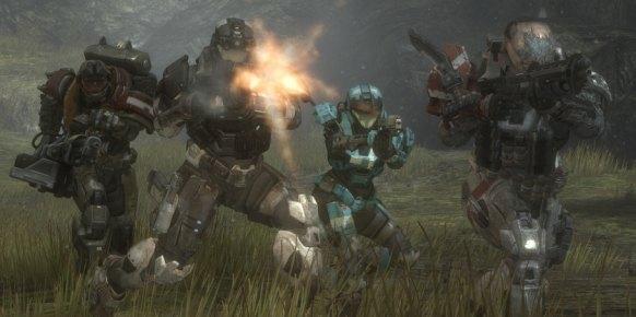 Halo Reach: Halo Reach: Impresiones jugables y Entrevista
