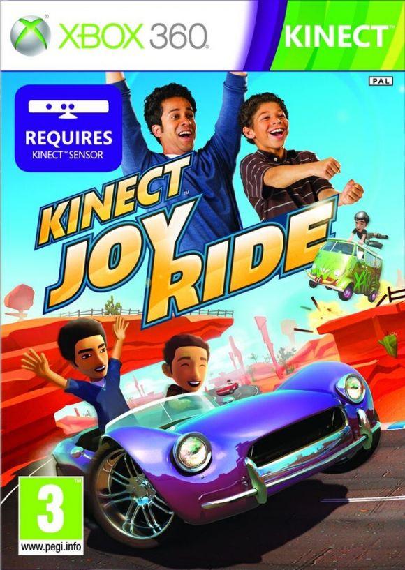 Kinect Joy Ride Para Xbox 360 3djuegos