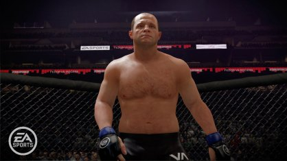 EA Sports MMA Xbox 360