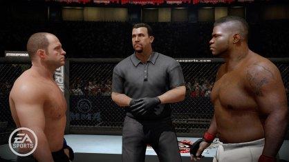 EA Sports MMA: EA Sports MMA: Avance