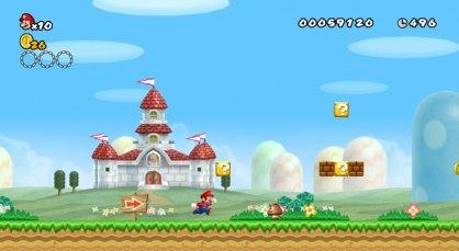 New Super Mario Bros análisis