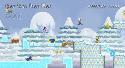 New Super Mario Bros: New Super Mario Bros: Impresiones E3 09
