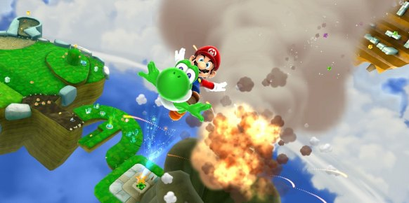 Super Mario Galaxy 2 an�lisis
