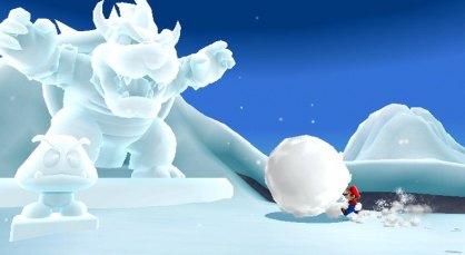 Super Mario Galaxy 2: Primer contacto