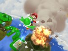 Super Mario Galaxy 2 - Pantalla