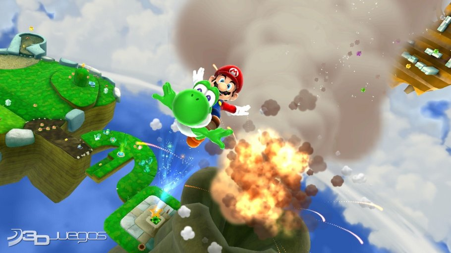 Super Mario Galaxy 2 - An�lisis