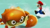 Video Super Mario Galaxy 2 - Gameplay: Sol, playa y... ¡Yoshi!
