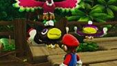Super Mario Galaxy 2: Gameplay: Descenso en guacaplano