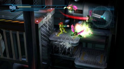 Metroid Other M: Metroid Other M: Impresiones Nintendo Gamer's Summit