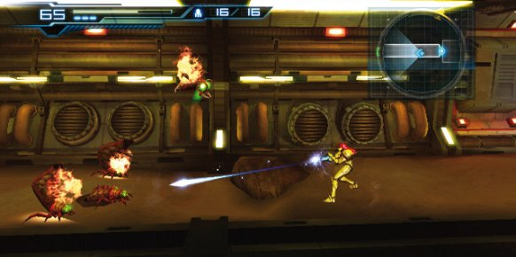 Metroid Other M: Impresiones Gamescom 2010