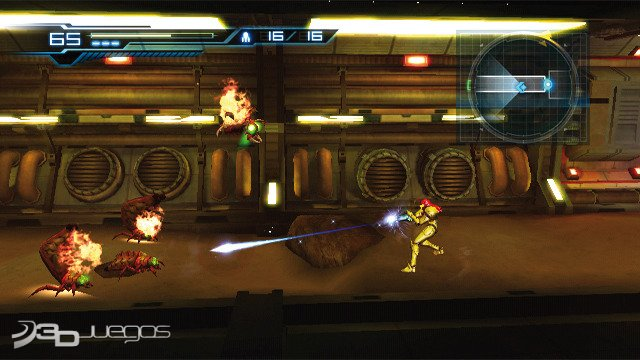 Metroid Other M - Impresiones Gamescom 2010