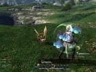 Final Fantasy XIV - Pantalla