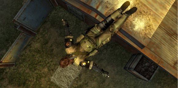 Metal Gear Solid Peace Walker