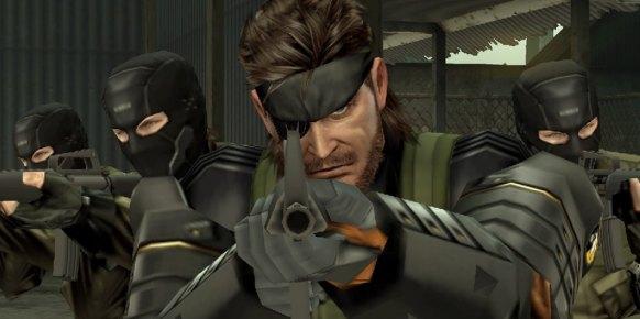Metal Gear Solid Peace Walker análisis