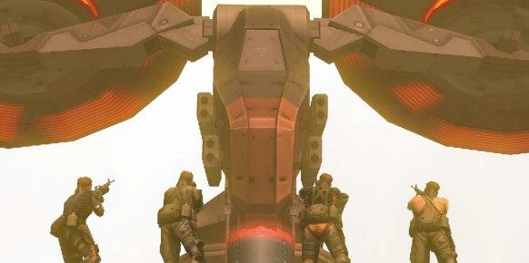 Metal Gear Solid Peace Walker PSP