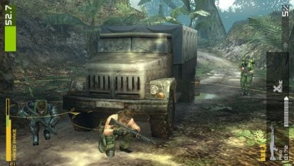 Metal Gear Solid Peace Walker: Metal Gear Solid Peace Walker: Impresiones jugables
