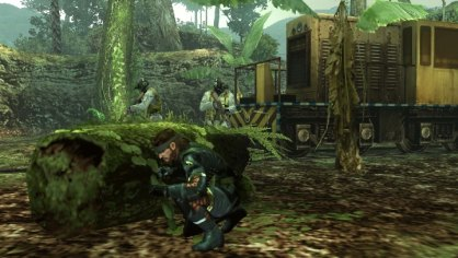 Metal Gear Solid Peace Walker: Impresiones E3 09