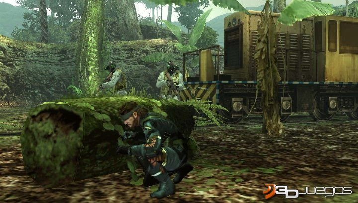 Metal Gear Solid Peace Walker - Impresiones E3 09