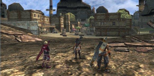 Xenoblade Chronicles: Primer contacto