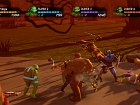 TMNT Turtles in Time - Pantalla