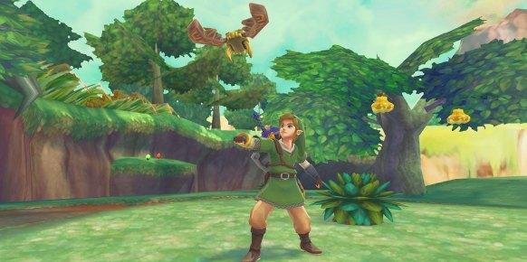 Zelda Skyward Sword: Zelda Skyward Sword: Impresiones jugables E3 2010