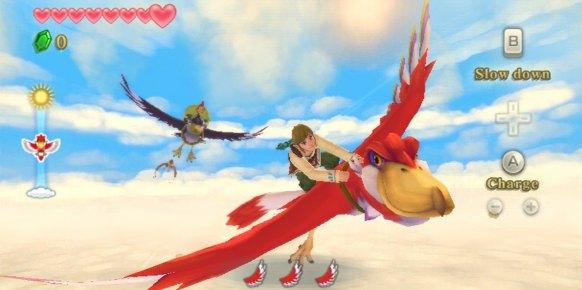 Zelda Skyward Sword: Zelda Skyward Sword: Impresiones E3 2011