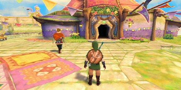 Zelda Skyward Sword: Zelda Skyward Sword: Impresiones jugables