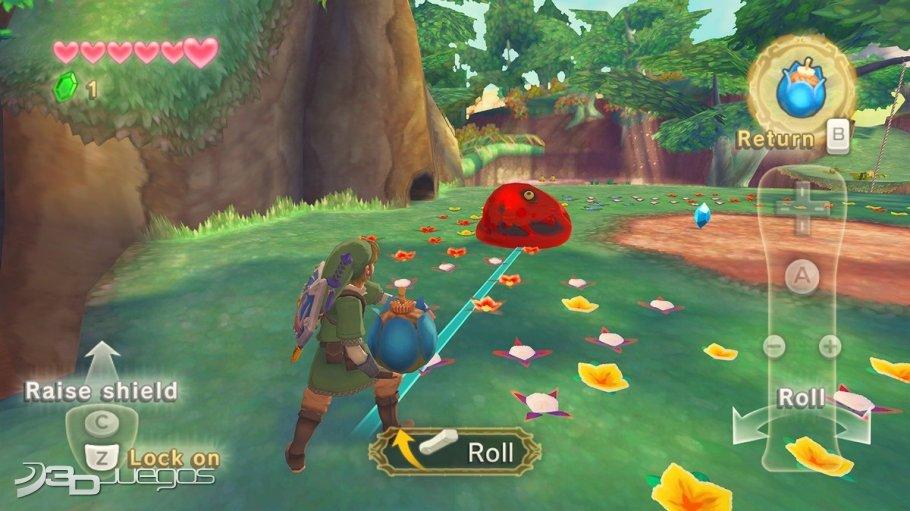 Zelda Skyward Sword Impresiones Wii