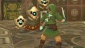 Zelda Skyward Sword: Gameplay: Las Arenas del Tiempo