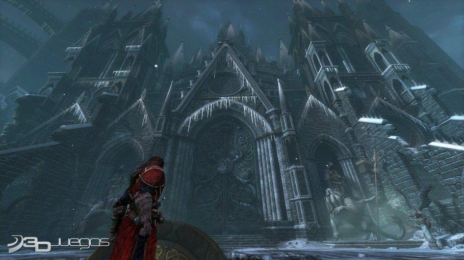 Castlevania Lords of Shadow - Impresiones jugables
