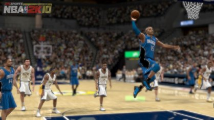 NBA 2K10 análisis
