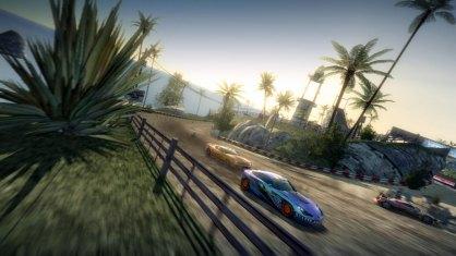 Burnout Paradise Big Surf Island Xbox 360